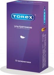 Презервативы, Торекс №12 ультратонкие