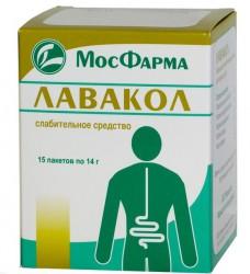Лавакол, пор. д/р-ра д/приема внутрь 12 г 14 г №15