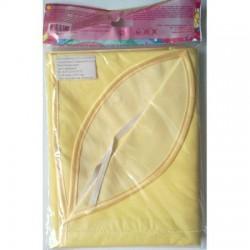 Клеенка подкладная, р. 0.7мх1м с пвх покрытием с резинкой